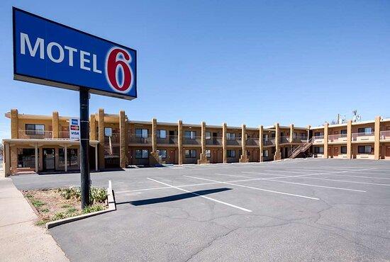Motel 6 Santa Fe Plaza-Downtown