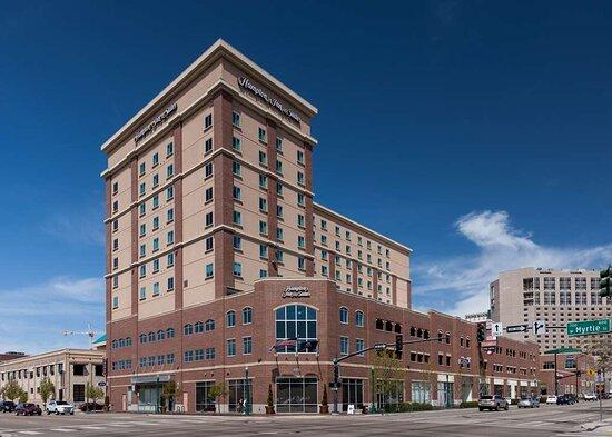 Hampton Inn & Suites Boise Downtown