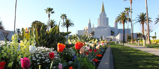 ‪Oakland California Temple‬