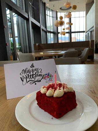 birthday courtesy