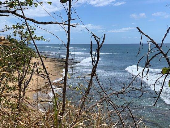 View from Faro Punta Higueras