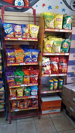 Best prices and best selection of snacks, beverages and ice cream in West Bay.