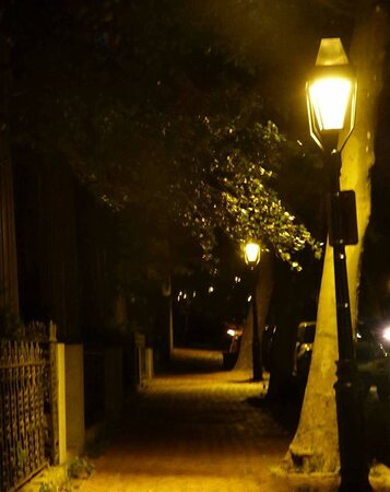 Lurk under the lamplight and skulk in the shadows as we uncover Providence's haunted history.