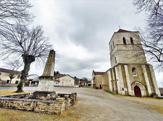 Eglise Saint-front A Saint-front