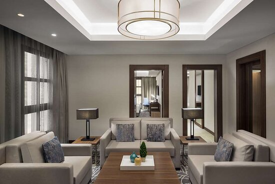 QCAPA Two bedroom suite