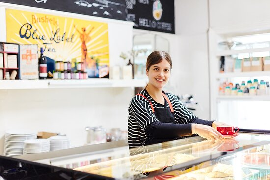 Cape Otway, Austrália: Lightkeepers Cafe