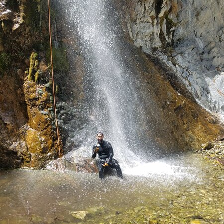 Lytle Creek, CA: Some canyoneering action this weekend