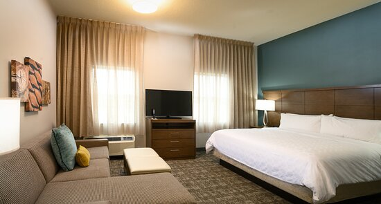 Spread out in our All Suite Hotel with Full Kitchens