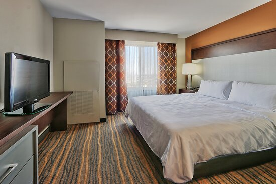 Holiday Inn and Suites Albuquerque North I-25 King room