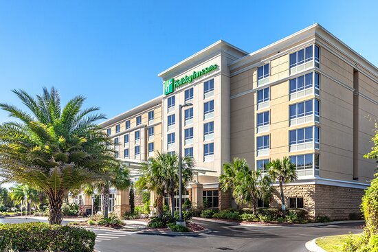 Our Tallahassee hotel is right off I-10