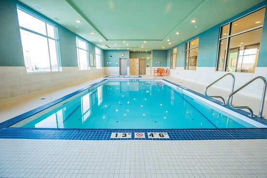 Have a morning or afternoon dip in our  indoor pool