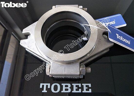 الصين: Tobee 4x3D-AH pump spares gland assembly D044 with stainless steel material Email: Sales7@tobeepump.com Web: www.tobeepump.com | www.slurrypumpsupply.com | www.tobee.cc | www.hydroman.cn