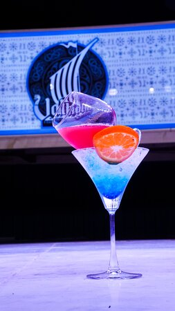 Free up your timeline, add Valhalla to it!! Mocktails plus snacks will lift up your mood come on & party dude🎷