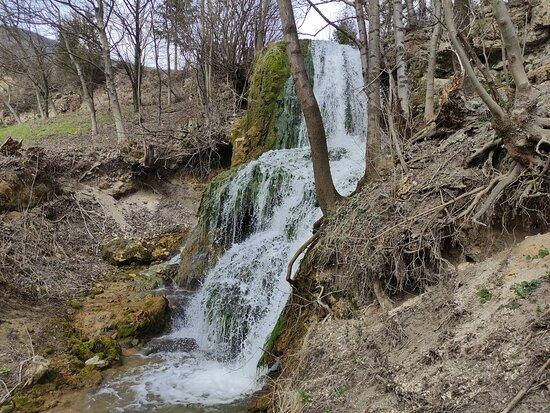 Hrhovské Waterfall