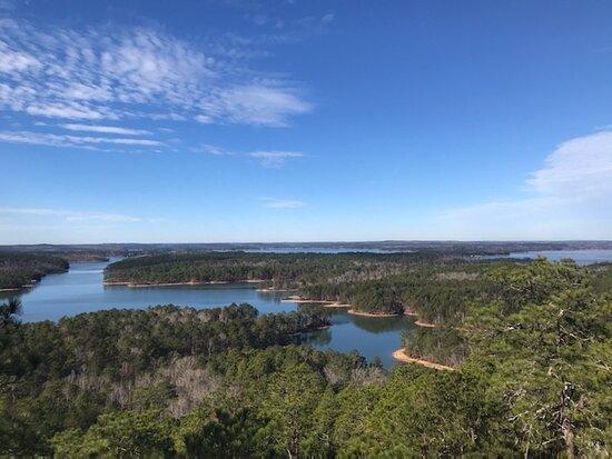 Jacksons Gap, AL: Lake Martin