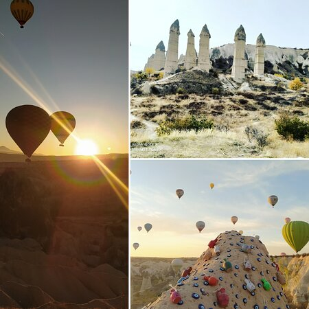 The best time in Cappadocia