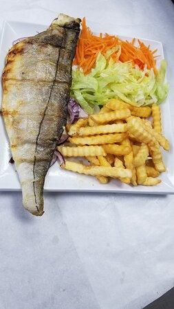 Haddock Fillet Meal