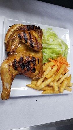 Half Chicken Meal