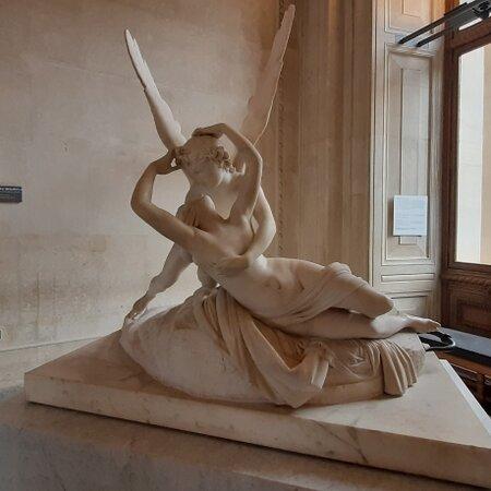 Paris, Frankrig: Musée du Louvre