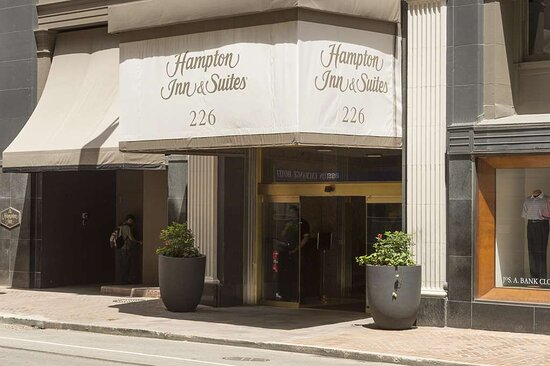 Hampton Inn & Suites New Orleans Downtown (French Quarter Area), Hotels in New Orleans