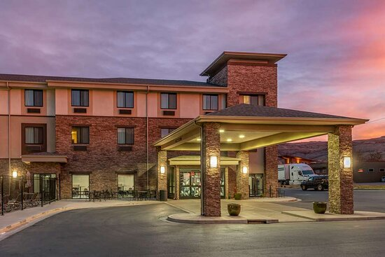 Sleep Inn & Suites Moab Near Arches National Park, Hotels in Canyonlands Nationalpark