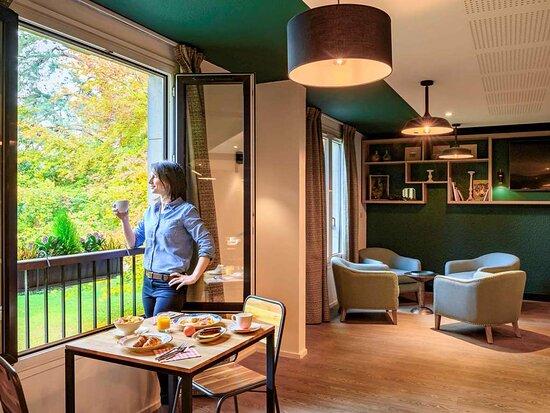 Hôtel Novotel Domaine de Maffliers - Demeure de Campagne, hôtels à Taverny
