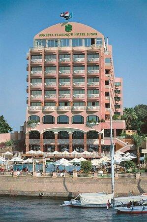 Sonesta St. George Hotel Luxor, hoteles en Luxor