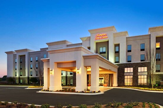 Hampton Inn & Suites Huntsville / Research Park Area