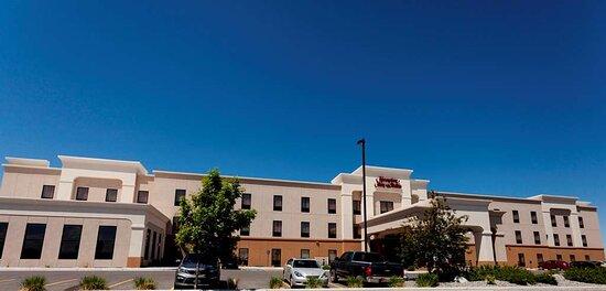 Hampton Inn and Suites Riverton, hôtels à Lander