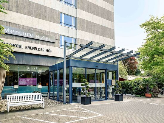 Mercure Parkhotel Krefelder Hof, Hotels in Moers