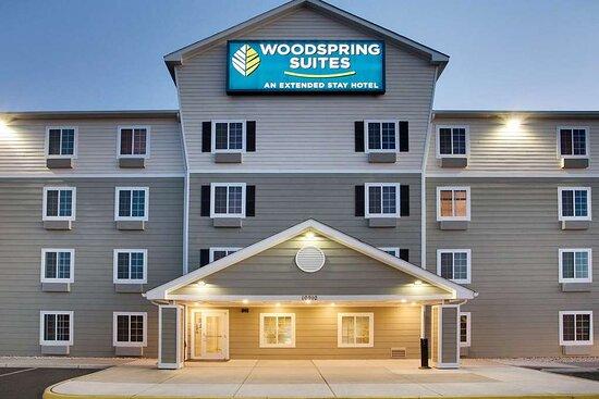 WoodSpring Suites Manassas Battlefield Park I-66