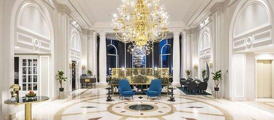 Hilton Brussels Grand Place, hôtels à Bruxelles