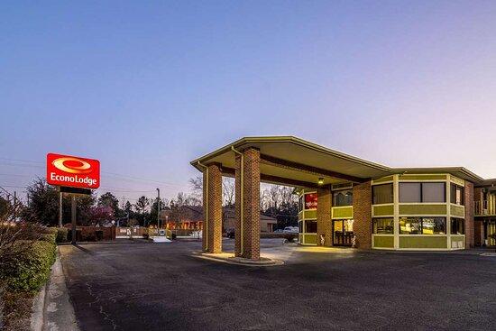 Whiteville, NC: Hotel exterior