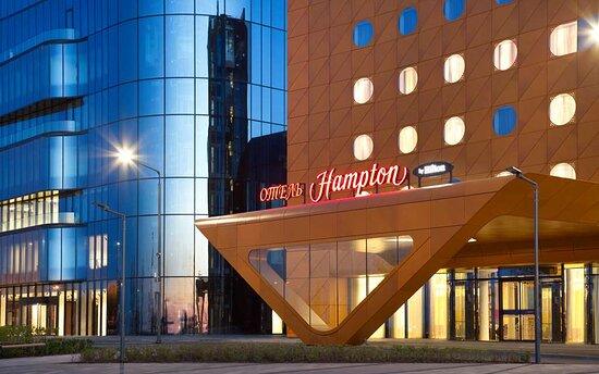 Hampton by Hilton Saint Petersburg ExpoForum, hoteles en Rusia