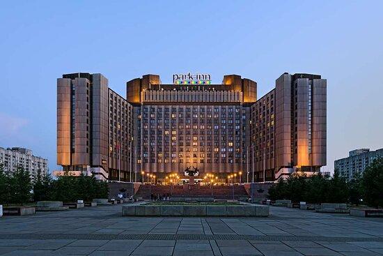 Park Inn by Radisson Pribaltiyskaya St Petersburg, hoteles en Rusia