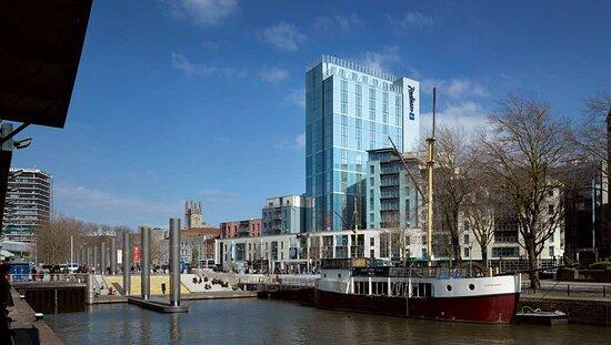 Radisson Blu Hotel, Bristol, hôtels à Bristol