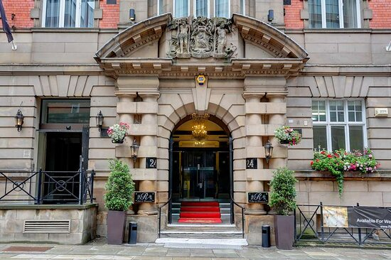 The Richmond Apart-Hotel, Hotels in Liverpool