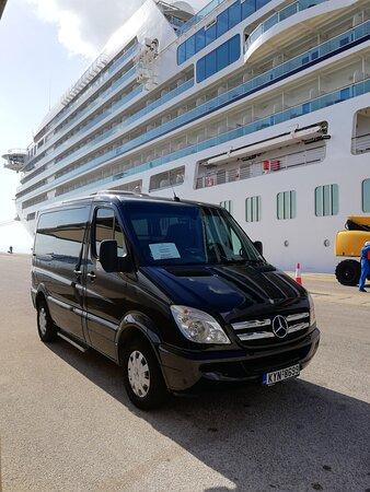 VIP cruise excursion