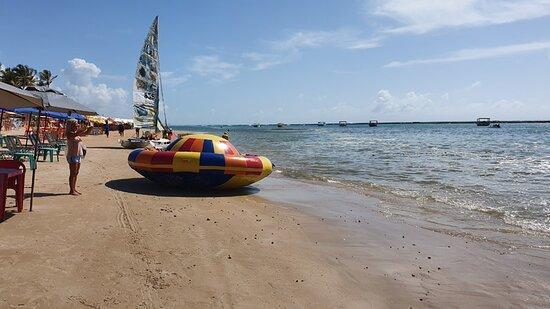 State of Alagoas: Praia Do Francés.