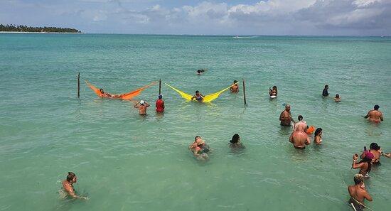 State of Alagoas: Descanso en el mar en Galés de Maragogí