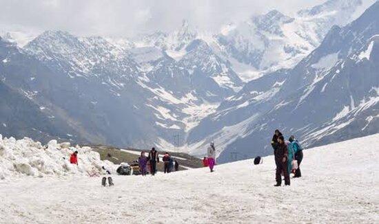 Índia: Manali, Himachal Pradesh.