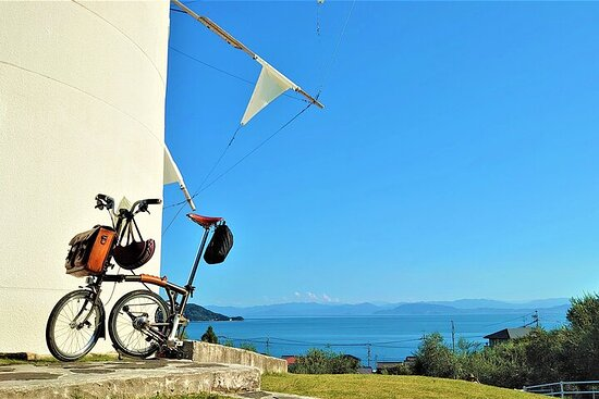 Shodoshima Brompton Bicycle Tour
