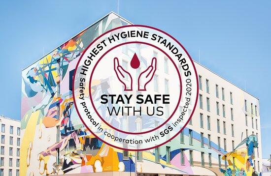 NYX Hotel Munich Titelbild Mit SGS Logo