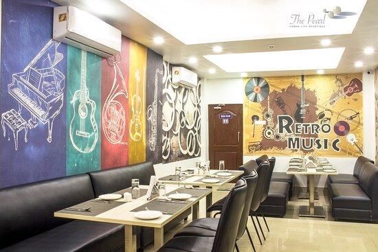 Port Blair, India: Themed Lounge