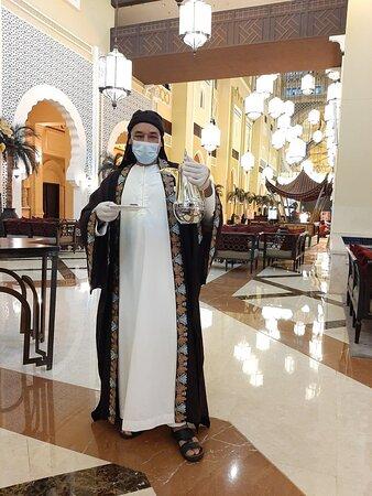 Nice hospitallity by mostafa
