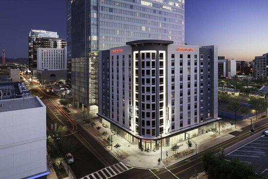 Hampton Inn & Suites Phoenix Downtown, hôtels à Phoenix