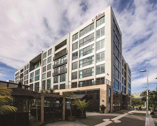 奧克蘭比特洛瑪特阿迪娜公寓飯店