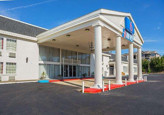 Motel 6 Vicksburg, MS