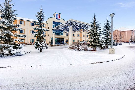Motel 6 Red Deer