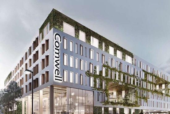 COMWELL COPENHAGEN PORTSIDE DOLCE BY WYNDHAM (København, Danmark) - Hotel -  anmeldelser - Tripadvisor